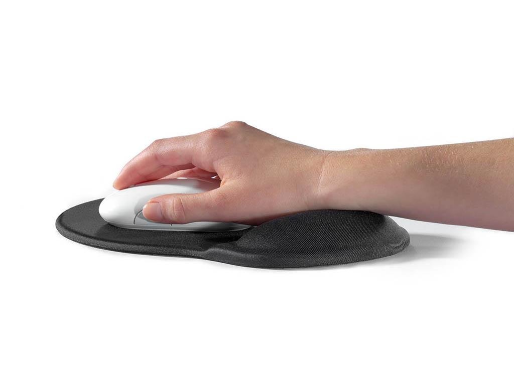 Úľava pre vaše zápästia s podložkami pod myš