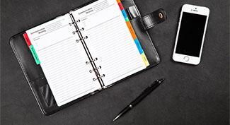 Kalendár, diár alebo aplikácia?