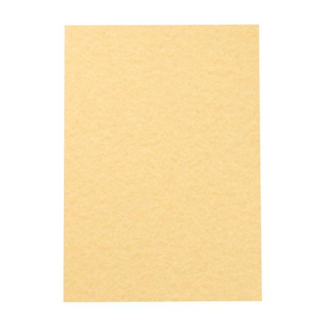 Štrukturovaný papier pergamen zlatá 95g