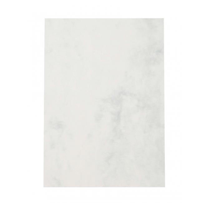 Štrukturovaný papier mramor sivá 95g