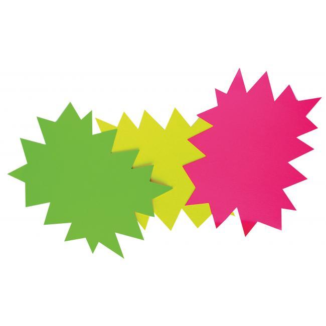Popisovateľný farebný kartón ježko 8x12, mix ružová-zelená