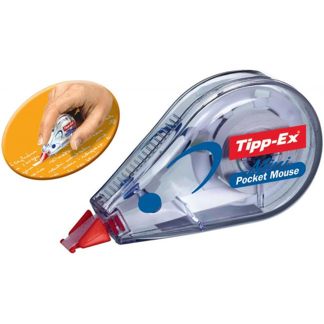 Korekčný roller Tipp-Ex Mini Pocket Mouse