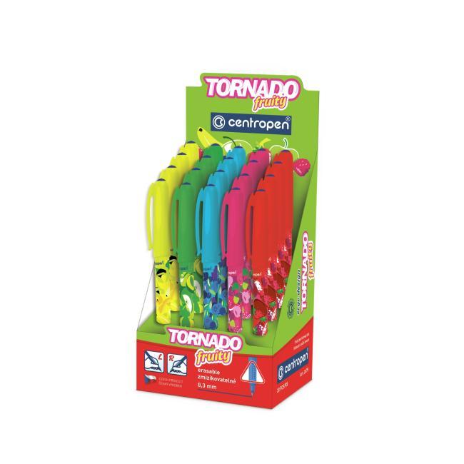 Displej Centropen Tornado FRUITY 20 ks