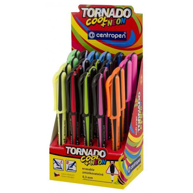 Displej Centropen Tornado COOL + NEON 20 +1ks