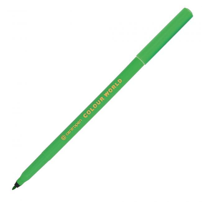 Popisovač Centropen 7550 zelený (7790)