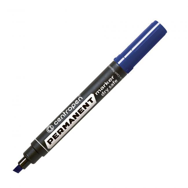 Permanentný nevysychajúci popisovač 8516 modrý