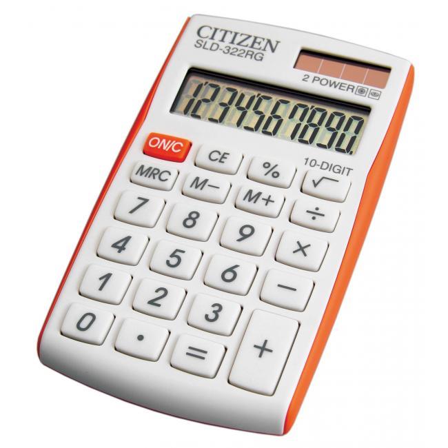 Kalkulačka CITIZEN SLD-322RG