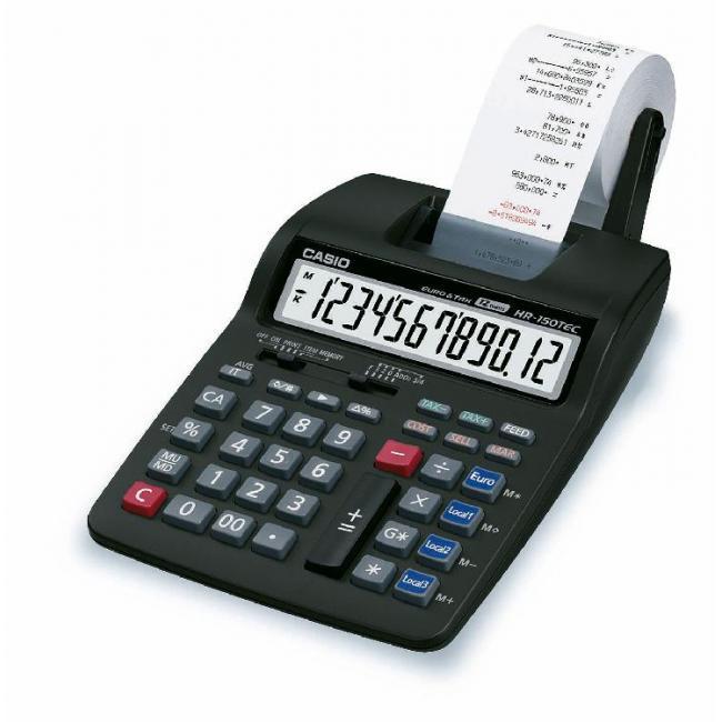 Kalkulačka Casio HR-150TEC
