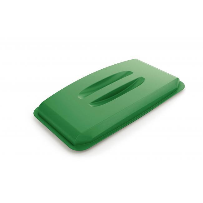 Veko na plastový kôš DURABIN LID 60 zelené