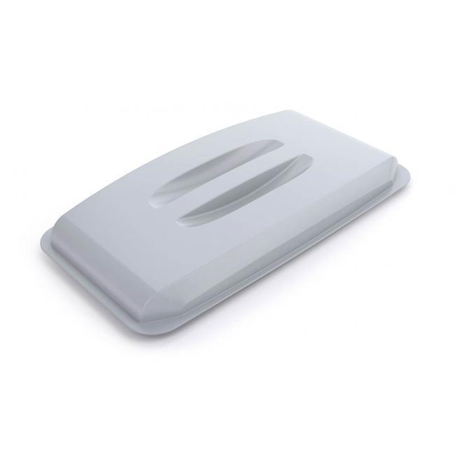 Veko na plastový kôš DURABIN LID 60 sivé