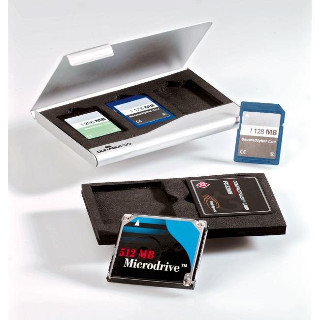Puzdro na pamäťové karty SD a CF
