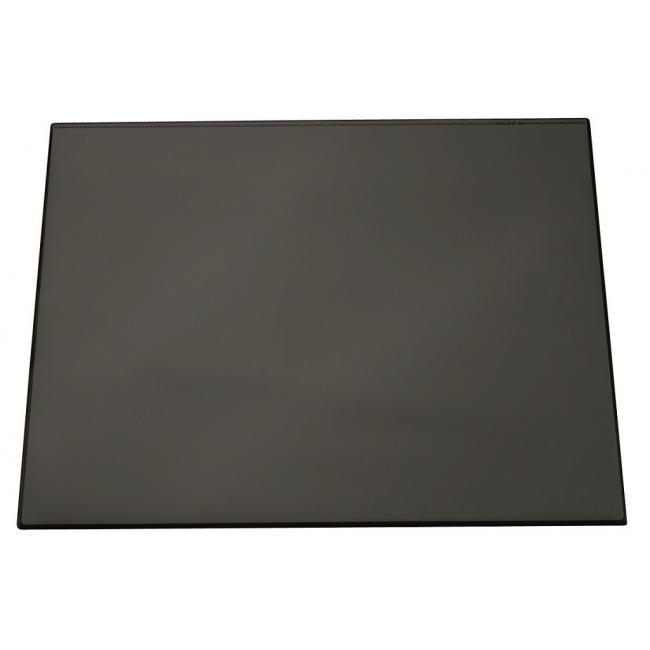 Podložka na stôl DURABLE s priehľadnou fóliou 52x65cm čierna