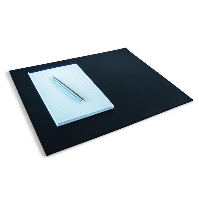 Podložka na stôl DURABLE 42x30cm kožená čierna
