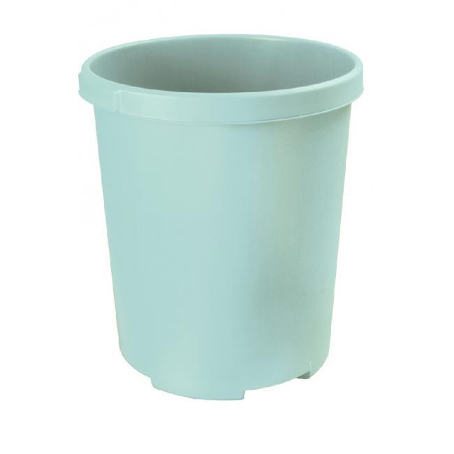 Kôš plastový na separovaný odpad HAN 50l sivý