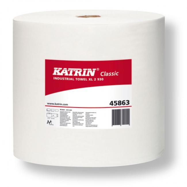 Priemyselné utierky KATRIN Classic XL 2 ks