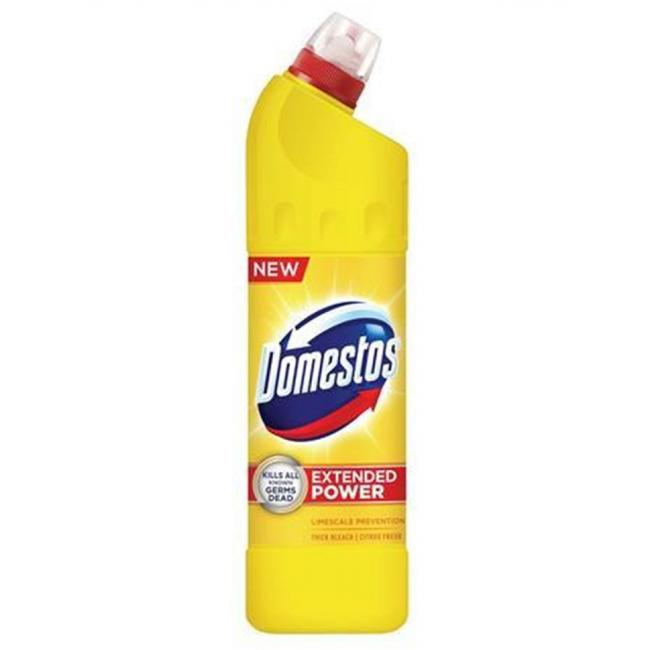 Domestos WC čistiaci gél 750ml - Citrus Fresh