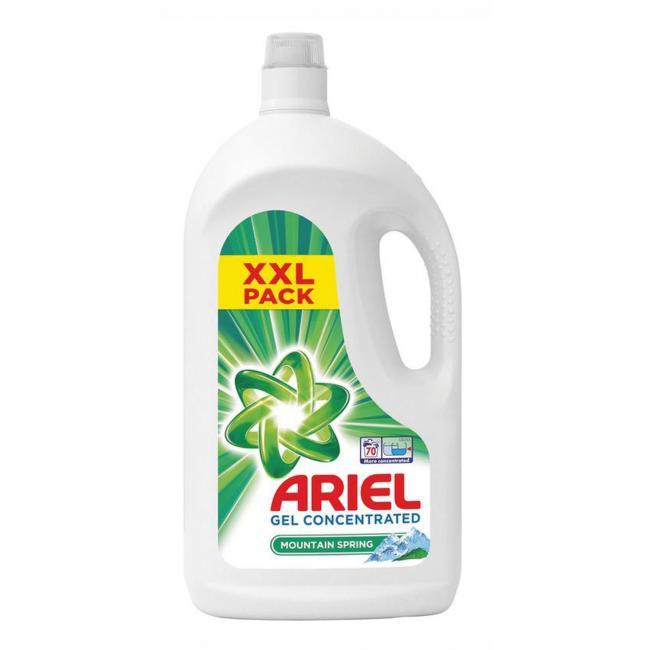 Ariel prací gél (70PD) 3,85l  Mountain Spring