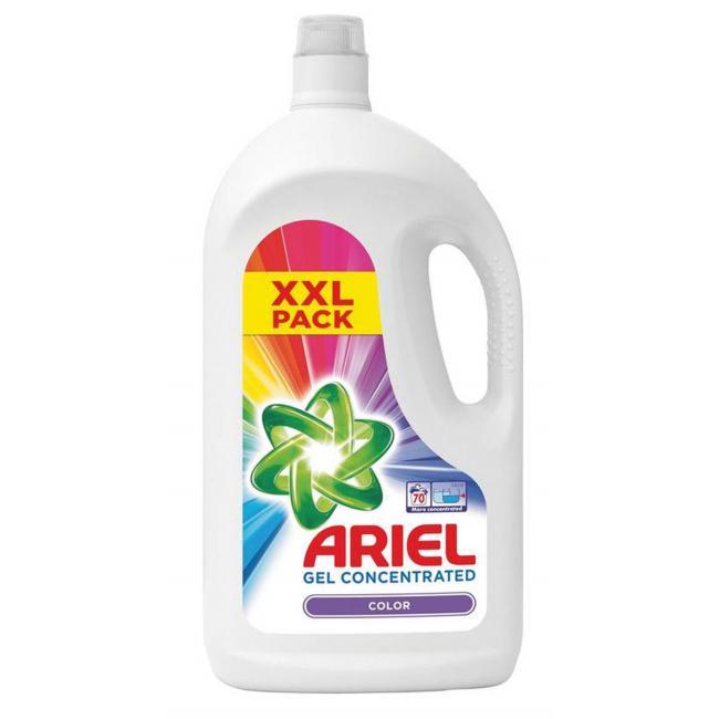 Ariel prací gél (70PD) 3,85l Color