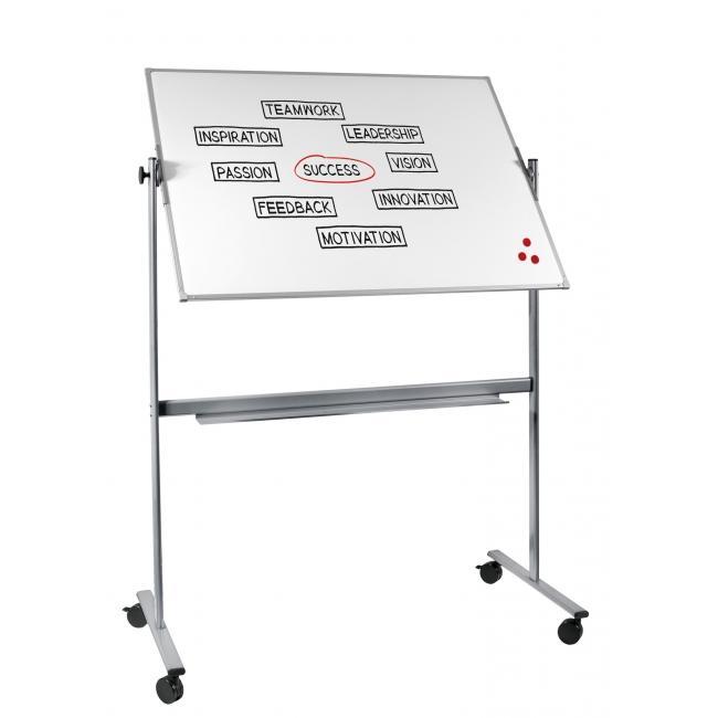 Rotačná tabuľa ECONOMY PLUS 100x200cm s PODSTAVCOM