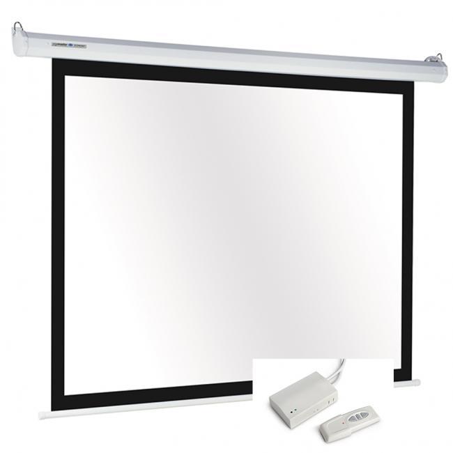 Nástenné elektrické plátno ECONOMY 16:10 129x200cm