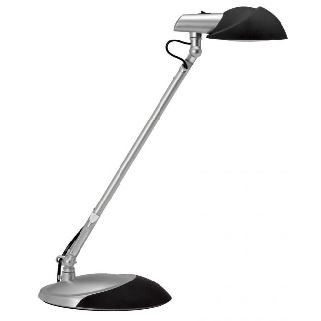 LED lampa stolová MAULstorm cierna