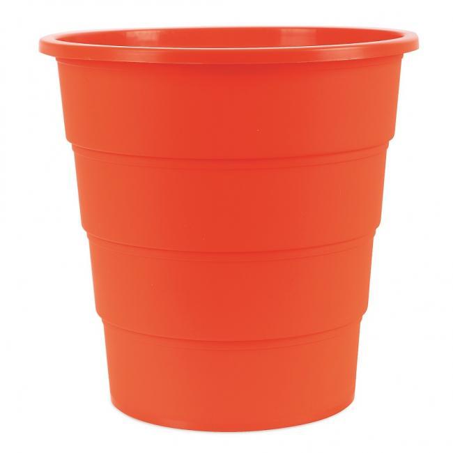 Kôš Office Products plastový 16l oranžový