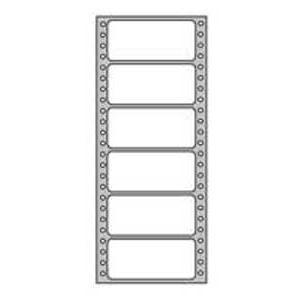 Etikety tabelačné 88,9x48,7mm APLI 1 radové