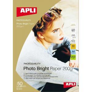 Fotopapier APLI Bright 200gA4/60
