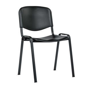 Rokovacia stolička Taurus PN ISO čierna P10