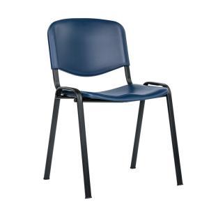 Rokovacia stolička Taurus PN ISO modrá P13