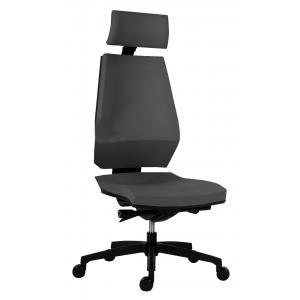Kancelárska stolička 1870 SYN Motion PDH sivá BN6