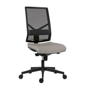 Kancelárska stolička Omnia, sivá BN6