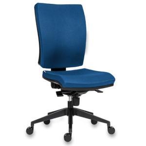 Kancelárska stolička GALA Plus modrá D4