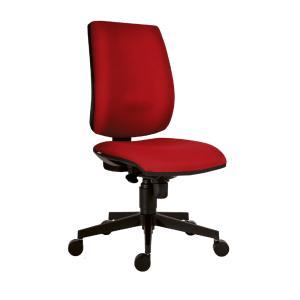 Kancelárska stolička syn Flute Dora červená