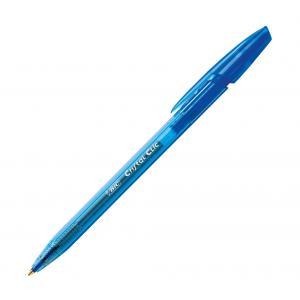 Guľôčkové pero BIC Cristal Clic modré