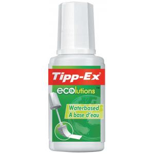 Korekčný lak Tipp-Ex ECOlution aqua 20ml