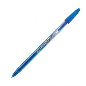 Gélové pero BIC Cristal Gel modré