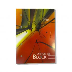 Blok Office A5 70 listov linajkový