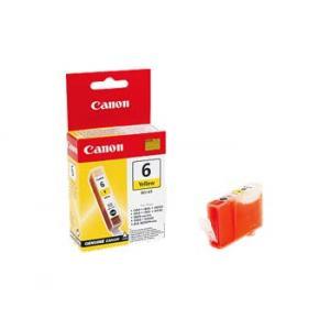 atrament Canon BCI-6Y žltá