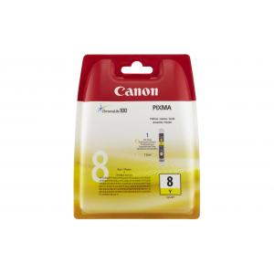 Atrament Canon CLI-8Y yellow (400 str.)