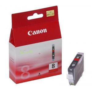 Atrament Canon CLI-8 R red (400 str.)