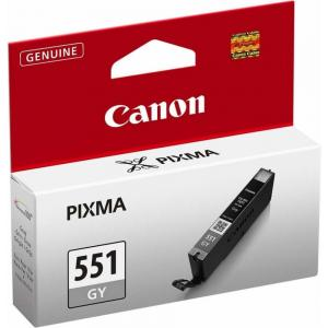 Atrament Canon CLI-551 GY grey MG6350