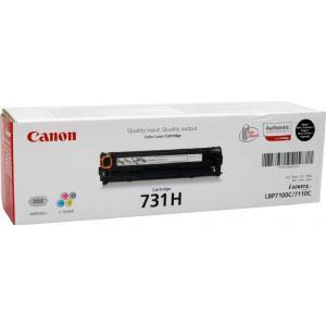 Toner Canon CRG-731 H black LBP 7100Cn/7110Cw, MF8230Cn/8280Cw, 2400 strán