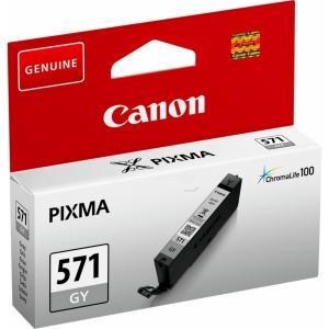 Atrament Canon CLI-571GY grey black MG 5750/5751/6850/6851/7750/7751