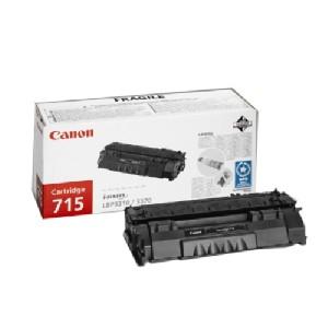 Toner Canon CRG-715 black 3000 str.