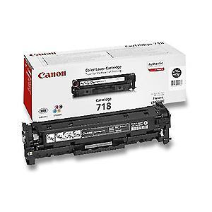 Toner Canon CRG-718 black LBP 7200 3400 str.