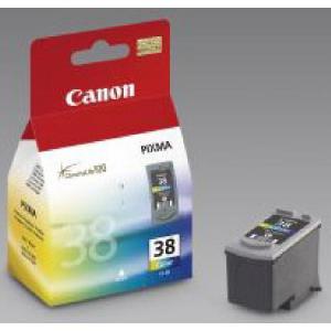 Atramentová náplň Canon CL-38 pre PIXMA iP1800/2500/ MP210/220 color (207 str.)