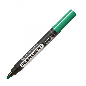 Permanentný popisovač Centropen 8510 zelený
