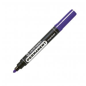 Permanentný popisovač Centropen 8566 fialový