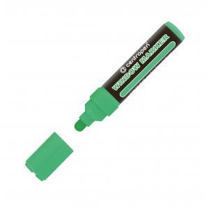 Popisovač na sklo Centropen 9121 zelený